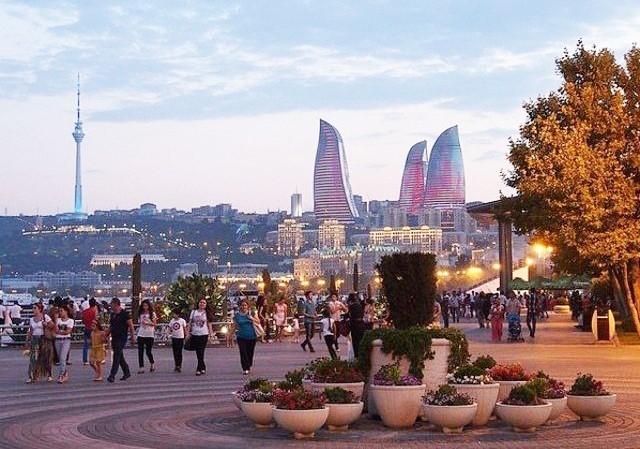 Бакинский бульвар (2)