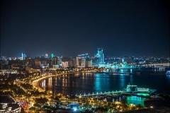 Панорама Баку