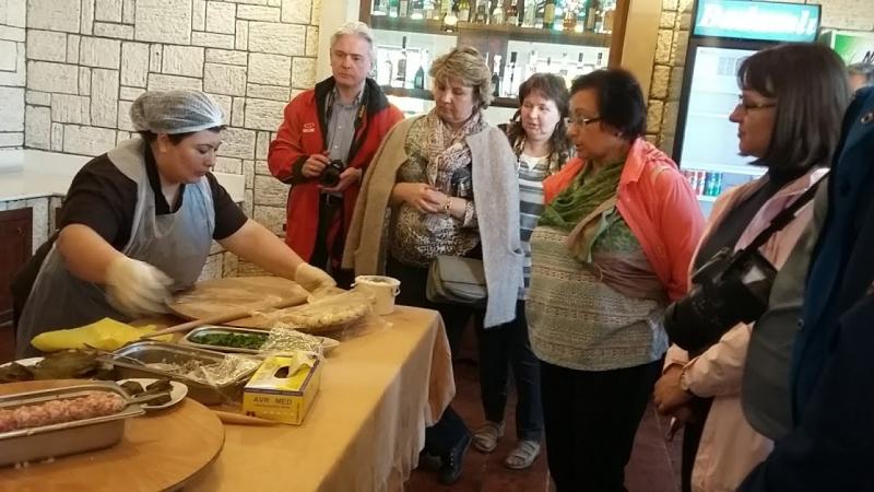 Мастер класс национальная кухня