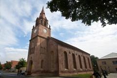 Лютеранская церковь в г. Гёйгёль