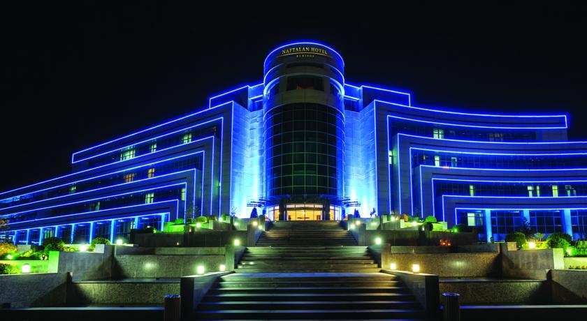 Лечебные Туры В Нафталане Отель Qashaltı