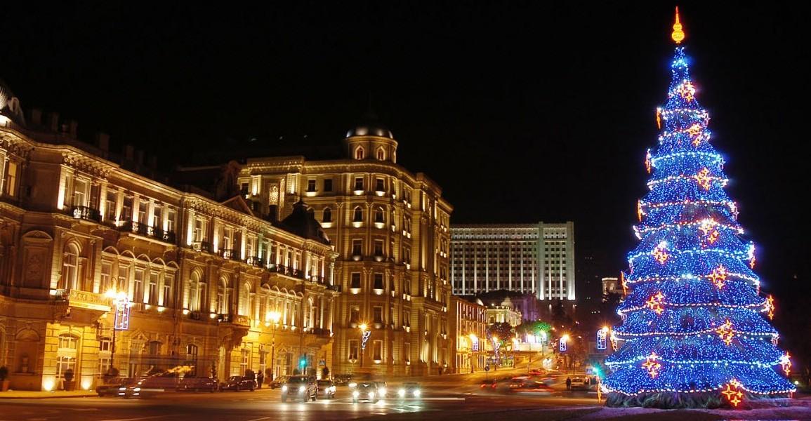 Тур «Новогодние каникулы в Баку»