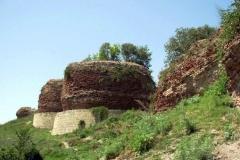 Руины стен древней Кабалаки