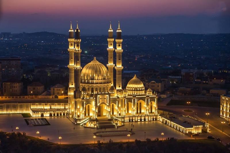 Мечеть Гейдара