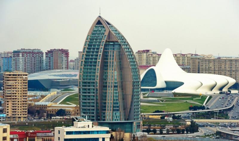 новый Баку