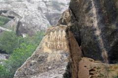 петроглифы Гобустана