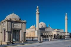 Джума мечеть в Шемахе